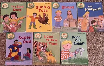 £18 • Buy Oxford Reading Tree Level 3 First Stories And Phonics 7 Books