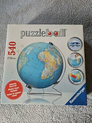 $5.56 • Buy NEW Ravensburger Jigsaw Puzzle Ball 540 Pieces Factory Sealed