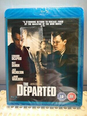 £4.99 • Buy Blu-ray The Departed