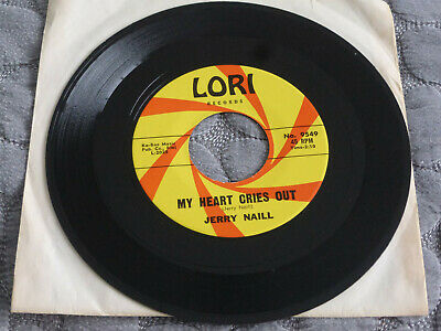 £6 • Buy Jerry Naill - My Heart Cries Out / Bring My Sweetheart Back To Me
