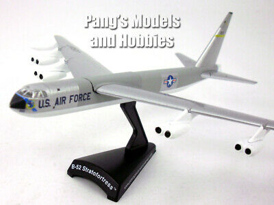 £30.92 • Buy Boeing B-52 (BUFF) Stratofortress Bomber - Silver - 1/300 Scale Diecast Model
