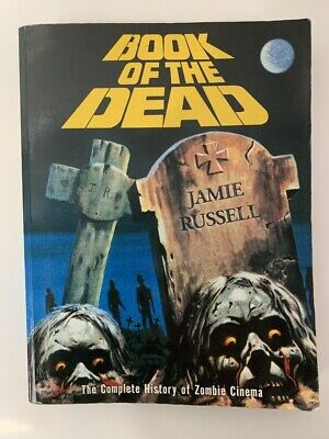 £15.89 • Buy BOOK OF THE DEAD Complete History Of Zombie Cinema Horror Film Book FAB Press