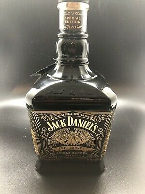 £50.47 • Buy Eric Church-collectible-EMPTY-jack Daniels Bottle-VERY Rare