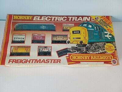 £40 • Buy Hornby Freightmaster Electric Train Set R578 OO Guage Boxed 1980s