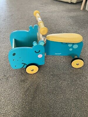 £25 • Buy Janod Hippo Ride On Immaculate Condition
