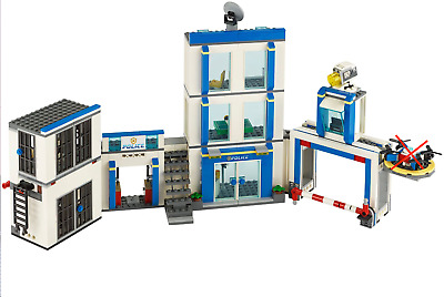 £37.50 • Buy Lego City: Police Station ( 60246 ) Building Only No Minifigs, Dogs Or Vehicles