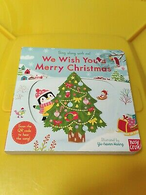 £2 • Buy Sing Along With Me! We Wish You A Merry Christmas By Yu-hsuan Huang Book The