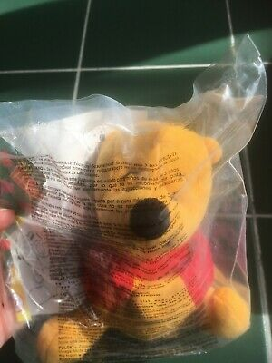 £1.29 • Buy Vintage Winnie The Pooh McDonalds Toy - 1998 - New In Pack - Collectable Item