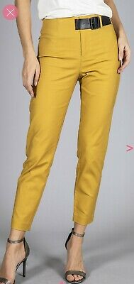 £25 • Buy Captain Tortue (French Designer)Trousers Size 14 (42), (original Price £80).
