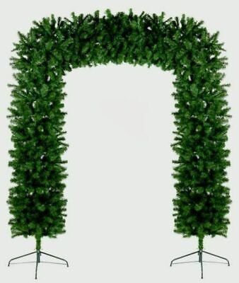 £159.99 • Buy Christmas Tree Arch 8ft - Green