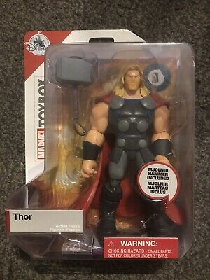 £10 • Buy Marvel Thor #1 Disney Store Toybox Action Figure Exclusive Boxed Avengers