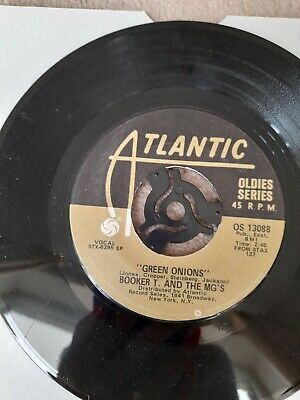 £8 • Buy Green Onions 7inch Single Vinyl Record. Booker T And The Mg's