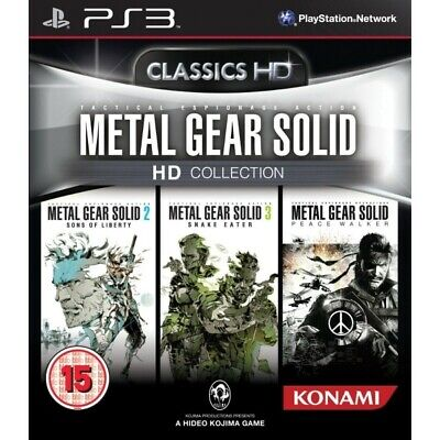 £6.50 • Buy Metal Gear Solid HD Collection