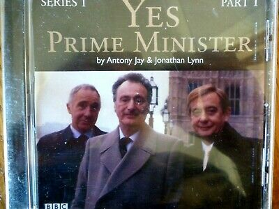 £2.90 • Buy CD AUDIO BOOK - YES PRIME MINISTER - Series 1 [Part 1] [BBC]
