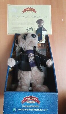 £5 • Buy Yakov's Toy Shop Vassily Meerkat Soft Toy  In Box With Certificate