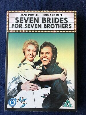 £0.99 • Buy Seven Brides For Seven Brothers  DVD