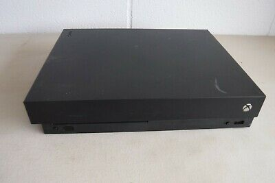 AU30.61 • Buy Microsoft Xbox One X Console - 1TB, Black For Parts Or Repair