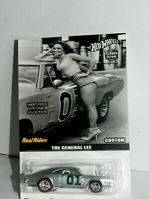 £8.27 • Buy HOT WHEELS CUSTOMS 69 DODGE CHARGER General Lee CATHERINE B.The Dukes Of HAZZAR