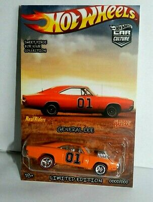 £0.71 • Buy *HOT WHEELS CUSTOMS '70 DODGE CHARGER General Lee The Dukes Of HAZZAR R .RIDERS