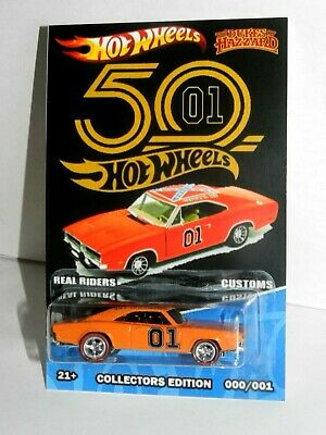 £3.60 • Buy HOT WHEELS CUSTOMS '67 DODGE CHARGER General Lee The Dukes Of HAZZAR Real R.