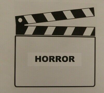£3.50 • Buy Horror Dvd Disc Only - Pick Choose Select Your Movie