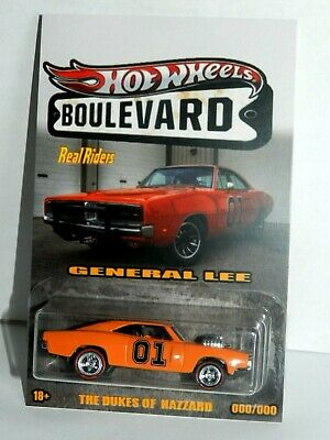 £0.71 • Buy HOT WHEELS BOULEVARD CUSTOMS 70  DODGE CHARGER General Lee The Dukes Of HAZZAR