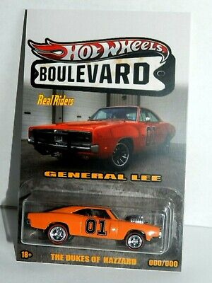 £7.19 • Buy HOT WHEELS BOULEVARD CUSTOMS 70  DODGE CHARGER General Lee The Dukes Of H. R.R.