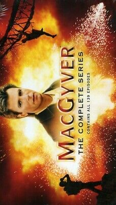 $189.28 • Buy MacGyver - The Complete Series