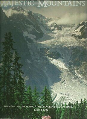 $19.95 • Buy MAJESTIC MOUNTAINS: ROAMING GREAT MOUNTAIN RANGES OF SIX By Le Leo Bon **Mint**