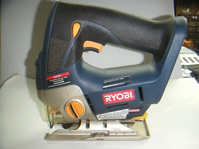 £25.16 • Buy RYOBI 18v Jig Saw 3 Speed W Laser Trac Model P521 (Tool Only) Working Condition