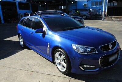 AU11000 • Buy 2016 Holden Commodore Wagon SV6 VF Series II Auto 12MONTH REGO