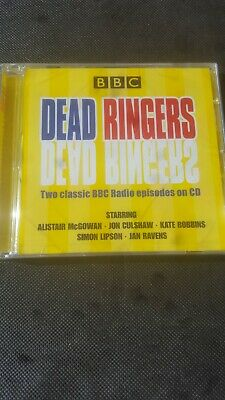 £0.99 • Buy BBC. Dead Ringers; Two Classic Radio Episodes On CD. Running Time 55mins.