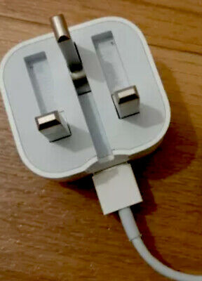 AU28.27 • Buy Genuine Apple IPhone  Charger  Plug And USB Data Cable For 11, 12 Pro Max