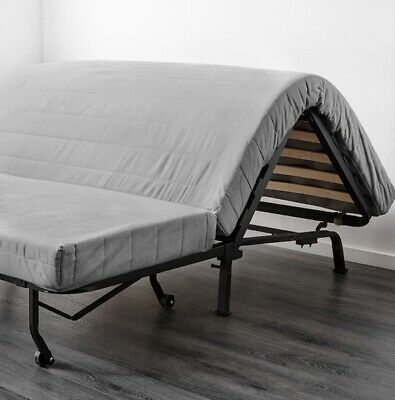 £180 • Buy Ikea Double Sofa Bed With Grey Cover. Less Than 12 Months Old. Cost £375.00
