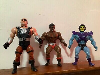 $8.50 • Buy Masters Of The Universe Lot Of 3 Action Figures. READ THE DESCRIPTION PLEASE