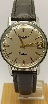 $ CDN376.17 • Buy Vintage Longines Conquest 291 Watch  Automatic