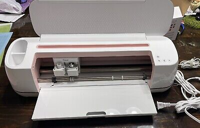 $200 • Buy Cricut Maker 2005466 Electronic Cutting Machine - Rose With Accessories