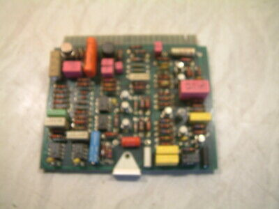 £250 • Buy STUDER A80 CAPSTAN MOTOR PCB 7.5/15ips Used