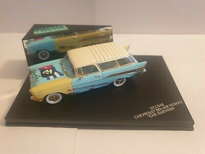 £20 • Buy Vitesse 1957 Chevrolet Bel-Air Nomad  Che Guevara  1:43 Limited Edition No.864