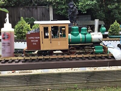 £500 • Buy G Gauge Live Steam Accucraft Forny