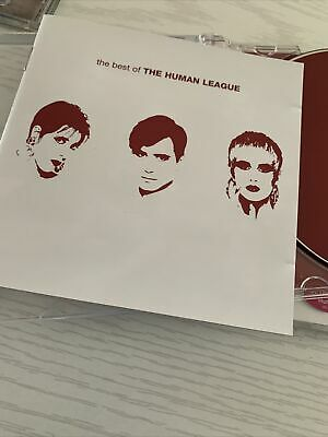£2.84 • Buy The Human League - Best Of The Human League 🌟🌟🌟🌟🌟