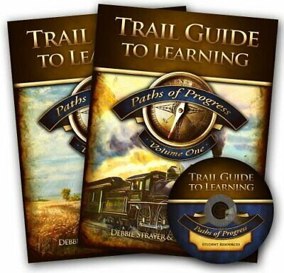 £14.21 • Buy TRAIL GUIDE TO LEARNING: PATHS OF PROGRESS SET By Debbie Strayer & Linda Fowler