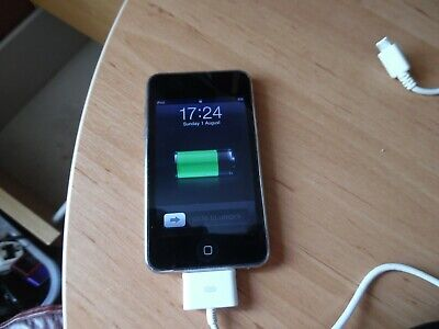 £25.99 • Buy Apple IPod Touch 2nd Generation Black (8GB) - Seller Refurbished No. 15