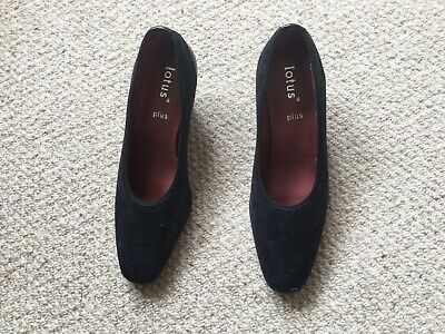 £3 • Buy Lotus Ladies Smart Occasion Shoes Size 4 With Heels New