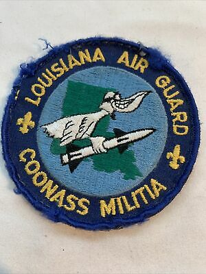 $10 • Buy USAF Louisiana ANG 159th Tactical Fighter Wing CoonA$$ Militia Patch Hook Loop
