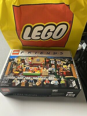 $59.99 • Buy LEGO Ideas Central Perk 21319 Friends TV Show Hang Out Characters