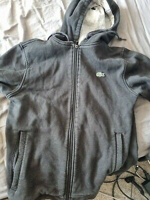 £1.50 • Buy Lacoste Hoodie In Black Size UK Small (3)