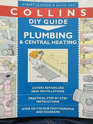 £4.99 • Buy Plumbing And Central Heating (Collins DIY Guides) By Day, David Paperback Book