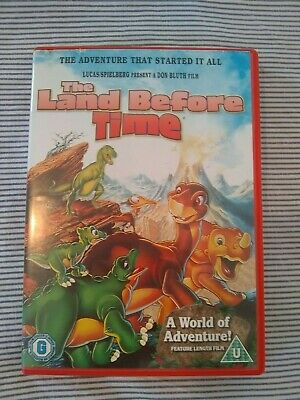 £2.35 • Buy The Land Before Time Dvd Bluth