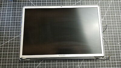 $54.99 • Buy Apple MacBook Pro 17  A1297 2010 LCD Screen Complete Assembly #l2388